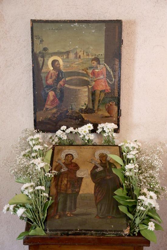 Εικόνα της Αγίας Παρασκευής